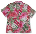 CLOSEOUT Watercolor Tropics Womens Shirt