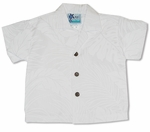 White Season Boy's Wedding White Shirt