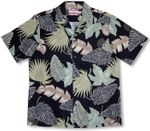 CLOSEOUT Wild Leaf men's shirt