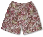 Windy Jungle kaylua bay mesh liner swim trunks
