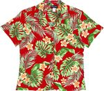 Windy Spring Women's Rayon Aloha Camp Shirt