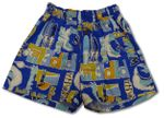 Wipeout Bamboo Boxer Shorts made in Hawaii Underwear