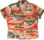 Paradise Island Surf womens RJC fitted shirt
