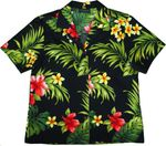 Tropical Summer Women's RJC Puanani cotton camp shirt