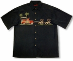 Woodie Want for Christmas Embroidered Shirt