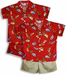 Woodies Boy's 2pc Set