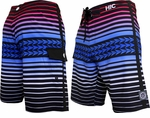 "20"" Zenith HIC 8 way stretch board shorts"