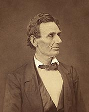 1860 Presidential Candidate Abraham Lincoln Photo Print for Sale