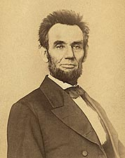 1865 Portrait of Abraham Lincoln  Photo Print for Sale