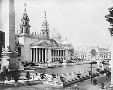 1893 Worlds Columbian Exposition, Chicago Photo Print