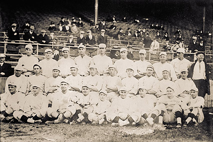 1916 Boston Red Sox Team Portrait Photo Print