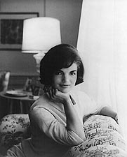 First Lady Jacqueline Kennedy White House Photo Print for Sale