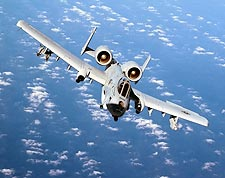 A-10 Thunderbolt II Warthog Aircraft  Photo Print for Sale