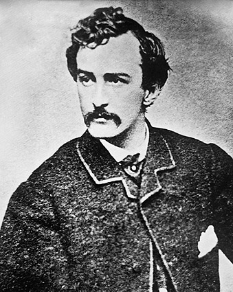 Abraham Lincoln Assassin John Wilkes Booth  Photo Print