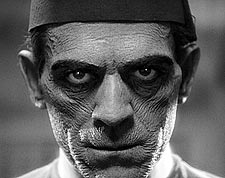Actor Boris Karloff in 'The Mummy' 1932 Photo Print for Sale