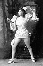 Actress Dame Marie Tempest Portrait 1892 Photo Print for Sale