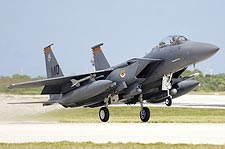 Air Force F-15E / F-15 Aircraft Takeoff Photo Print for Sale