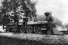 Antique Railroad Locomotive Train Sabine Photo Print for Sale