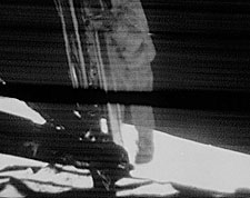 Apollo 11 Neil Armstrong 1st Step on Moon Photo Print for Sale
