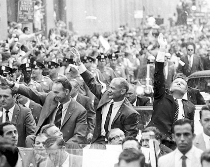 Apollo 11 NYC Ticker Tape Parade Photo Print