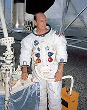Apollo 12 Astronaut Charles 'Pete' Conrad Photo Print for Sale