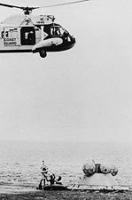 Apollo 13 Astronauts Recovery Training Photo Print for Sale