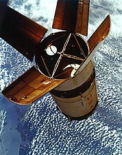Apollo 7 S-IVB Rocket Stage Photo Print for Sale
