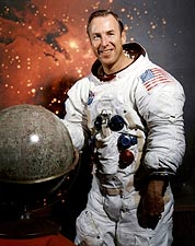 Apollo 13 James 'Jim' Lovell Portrait Photo Print for Sale