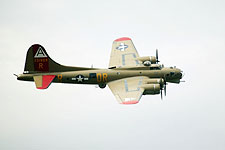 B-17 Flying Fortress WWII Bomber Photo Print for Sale