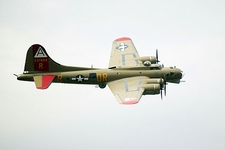 B-17 Flying Fortress WWII Bomber Photo Print