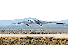 B-2 Stealth Bomber Take-off Photo Print for Sale