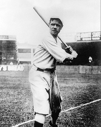 Baseball Great Babe Ruth New York Yankees Photo Print