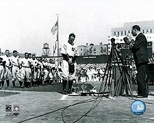 Baseball Player Lou Gehrig Farewell Speech Photo Print for Sale