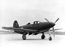 Bell P-39 Airacobra on Tarmac Photo Print for Sale