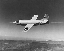 Bell X-1 'Glamorous Glennis' Flown by Chuck Yeager Photo Print