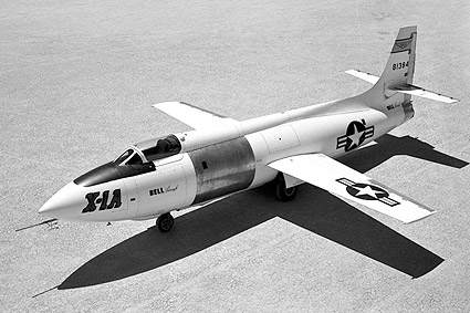 Bell X-1A on Lakebed X-1 / X1 Photo Print