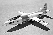 Bell X-1A on Lakebed X-1 / X1 Photo Print for Sale