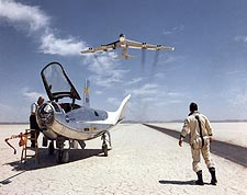 Lifting Body Aircraft Photos
