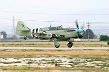 British WWII Fairey Firefly Photo Print for Sale