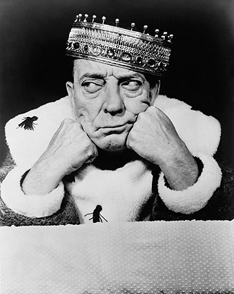 Buster Keaton 'Once Upon a Mattress' 1960 Photo Print