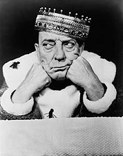 Buster Keaton 'Once Upon a Mattress' 1960 Photo Print for Sale