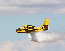 Canadair CL-215 Super Scooper Firefighter  Photo Print for Sale