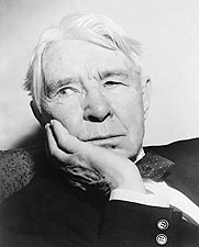 Carl Sandberg Portrait Photo Print for Sale
