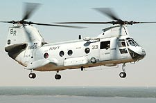 Ch-46 / CH-46D Sea Knight Helicopter Photo Print for Sale