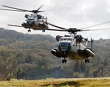 CH-53 / CH-53D Sea Stallion Helicopters Photo Print for Sale
