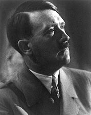 Chancellor of Germany Adolf Hitler Portrait Photo Print for Sale