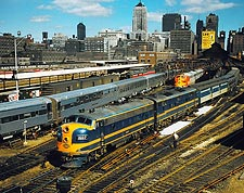 Chicago & Eastern Illinois (CEI) FP-7A Railroad Photo Print for Sale