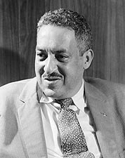 Civil Rights Leader Thurgood Marshall 1957 Photo Print for Sale
