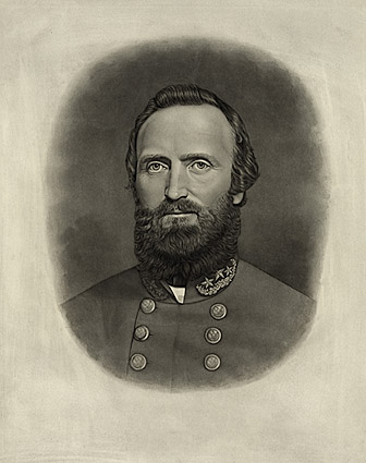 Civil War Confederate General Stonewall Jackson Photo Print
