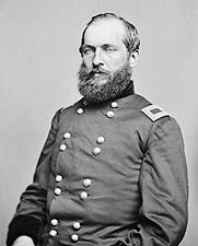 Civil War General James Garfield Portrait Photo Print for Sale